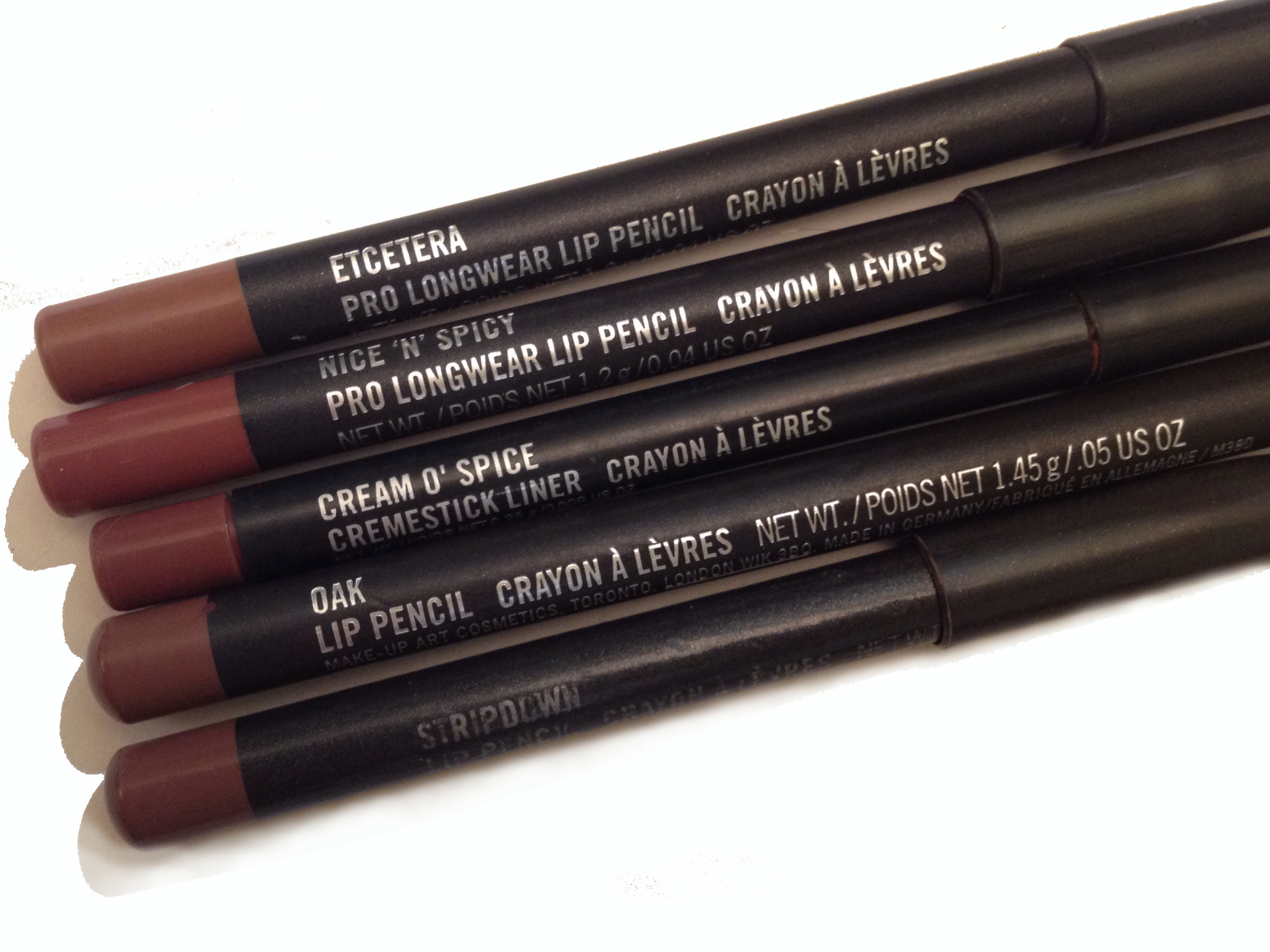 best nude lip liner